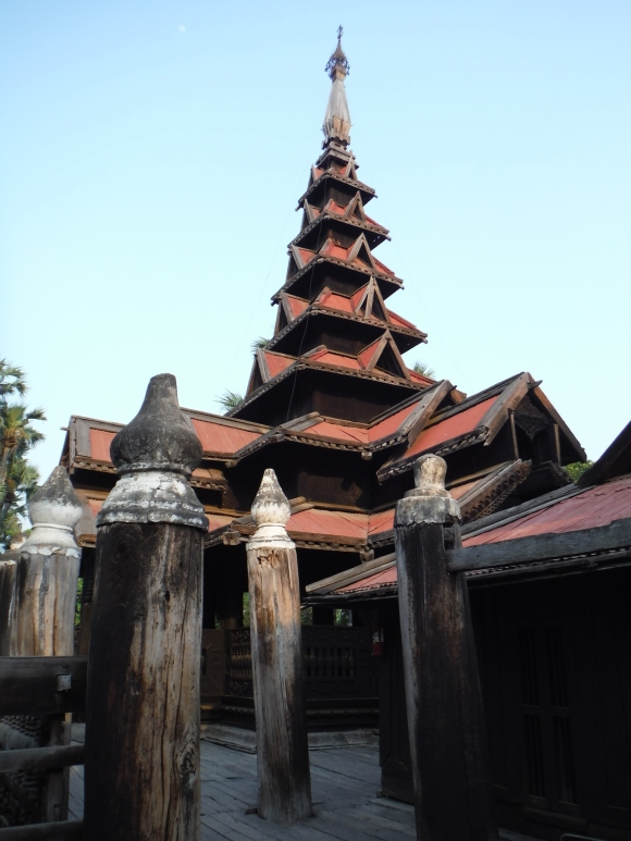 Le monastère de Bagaya