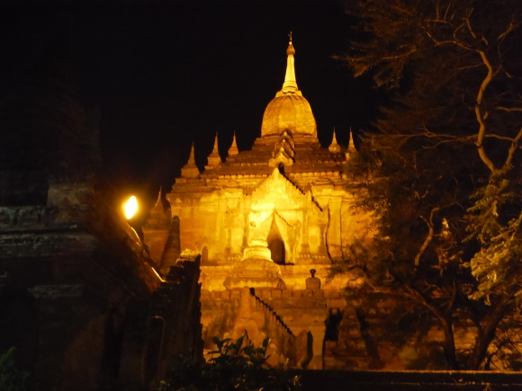 Monastère *** by night