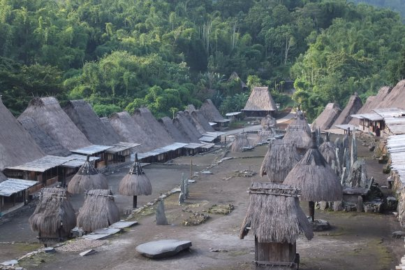 Village traditionnel de Bena