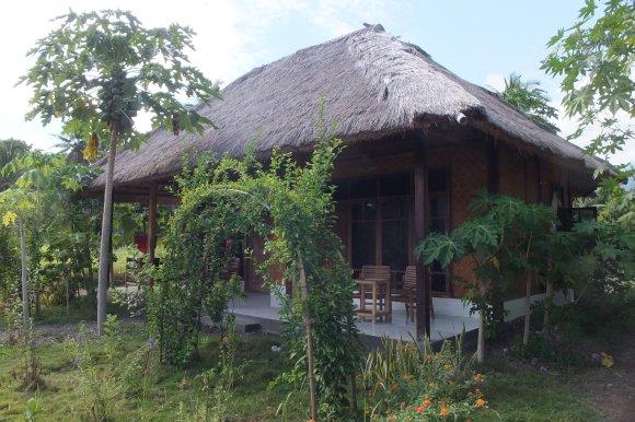Notre bungalow...