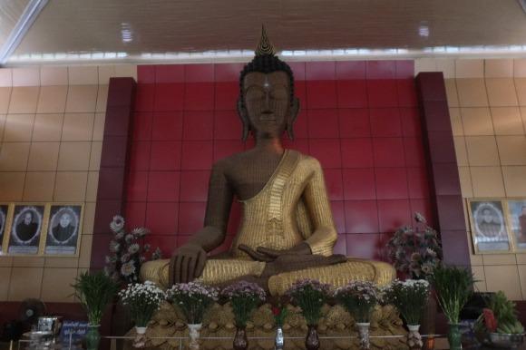 Le Bouddha de bambou
