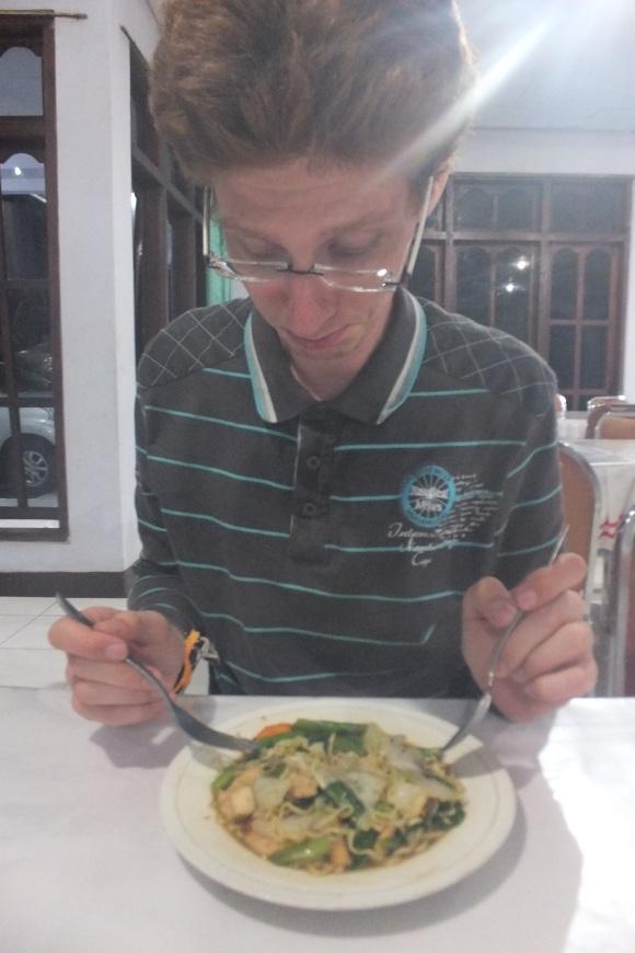 """""""Mais pourquoi je n'ai que 3 nouilles dans mon plat de nouilles sautées aux légumes ??"""""""