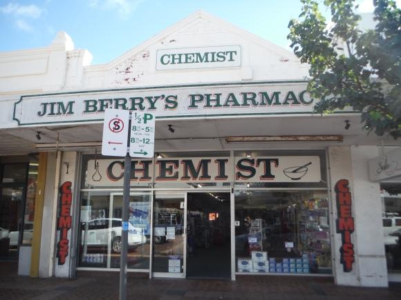 Une pharmacie pour Céline, ça faisait longtemps hein ! ;-)