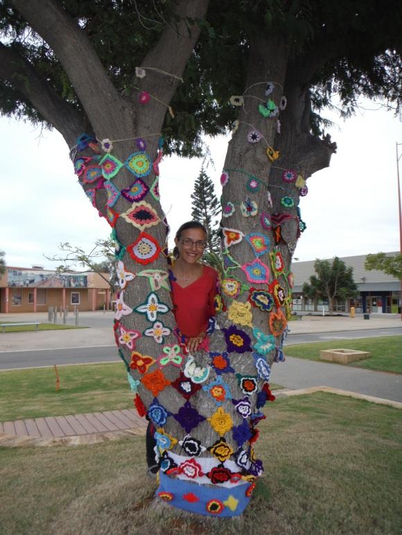 Les arbres décorés de Carnavon