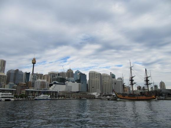 Du côté de Darling Harbour