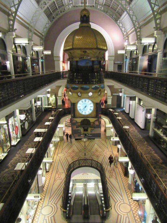 Dans un autre genre, Queen Victoria Building