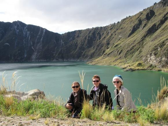 Lagune de Quilotoa