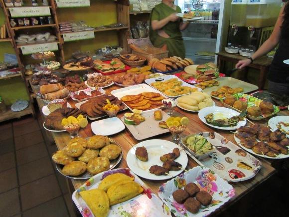 Lunch time - mais que choisir ?!