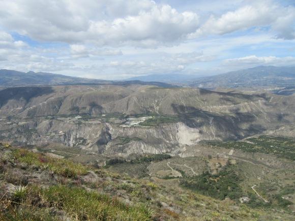 Bon, mais le mieux à Catequilla c'est tout de même la vue panoramique sur les environs...