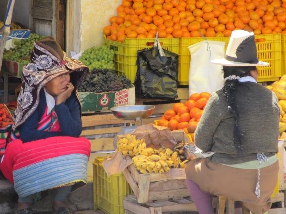 Marché de Huaraz