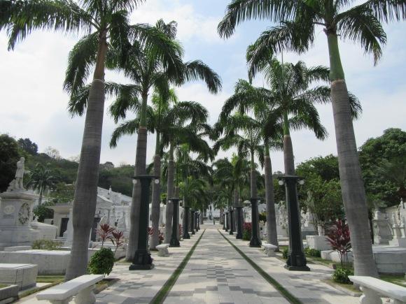Cimetière de Guayaquil