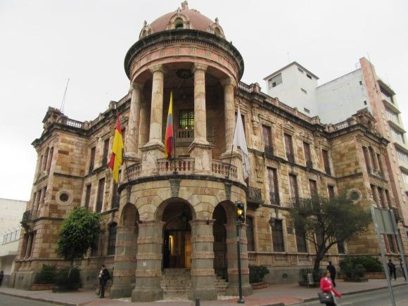 Le centre de Cuenca, classé à l'UNESCO, abrite de superbes bâtiments