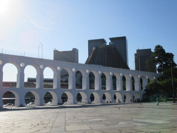 L'aqueduc carioca