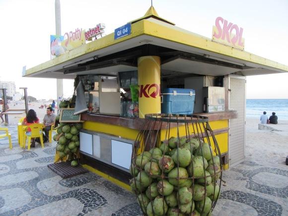 Marchand de cocos à boire ;-)