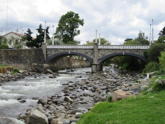 Balade au bord de la rivière