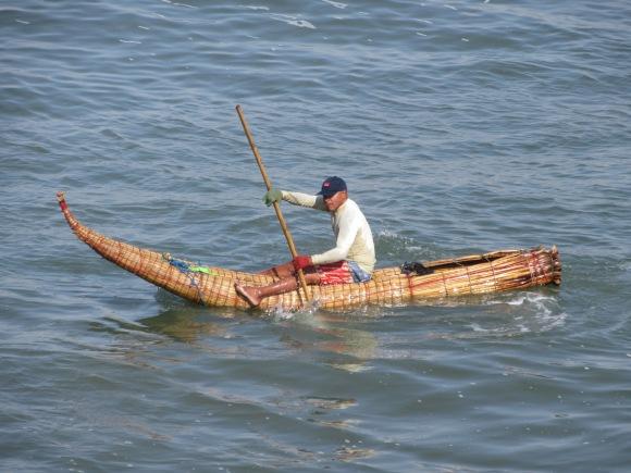 Barque traditionnelle