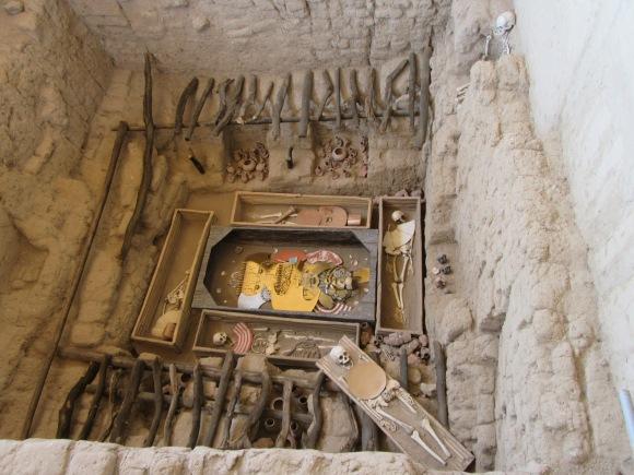 Tombe du Seigneur de Sipan