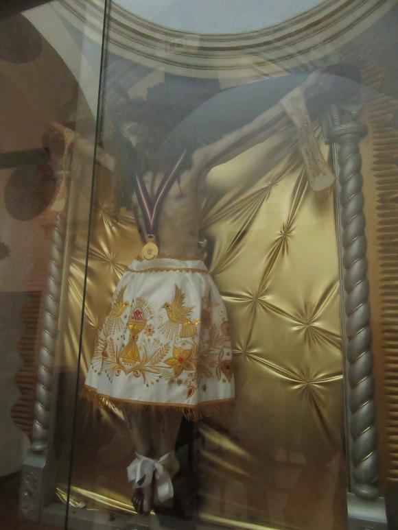 ... où Jésus a déjà gagné la médaille d'or