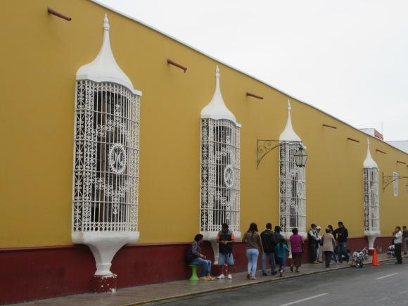 Dans les rues de Trujillo