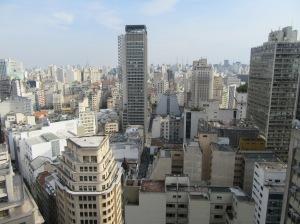 Sao Paulo, une forêt de gratte-ciels