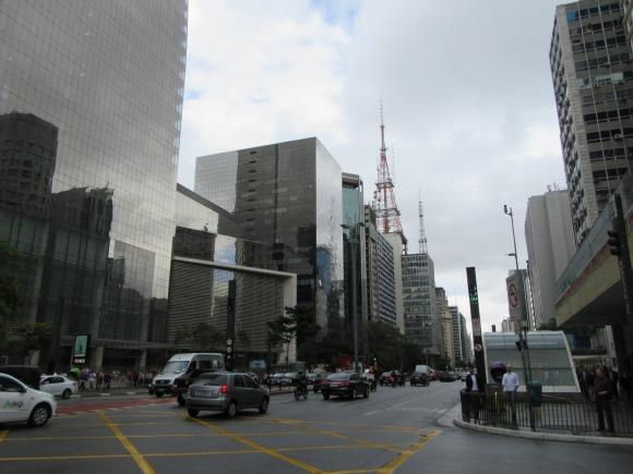 Avenue Paulista...