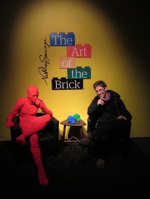The Art of the Bricks