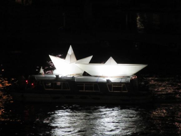 Nuit Blanche à Paris le 1er octobre