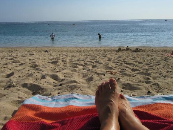 Plage et snorkeling sur un repos de garde : le top !