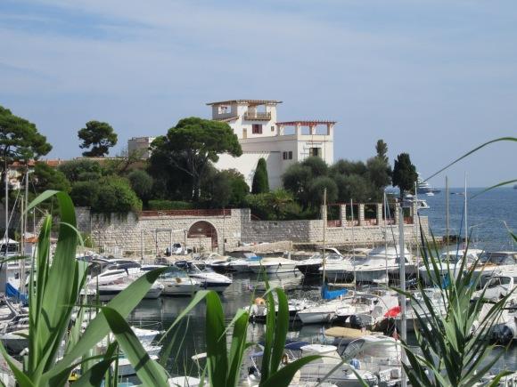 La ville Kerylos