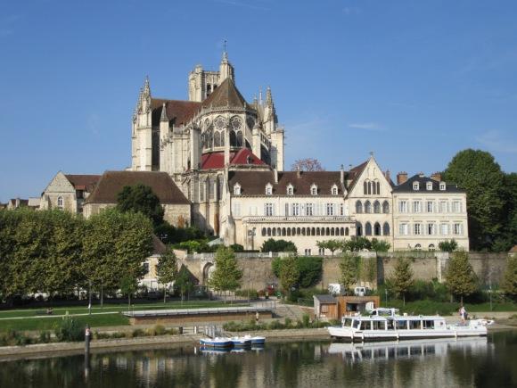 Balade à Auxerre
