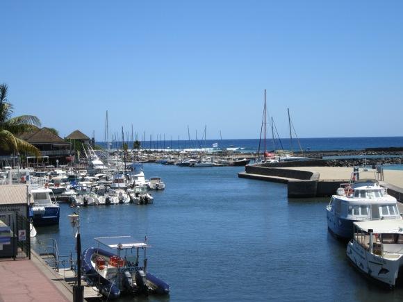 Le port de Saint Gilles