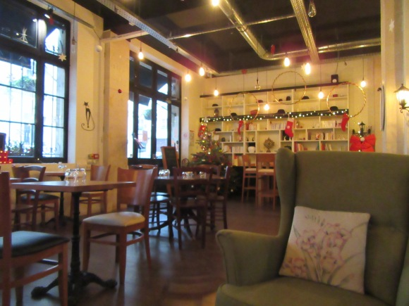 Ambiance cosy @ T'Cup