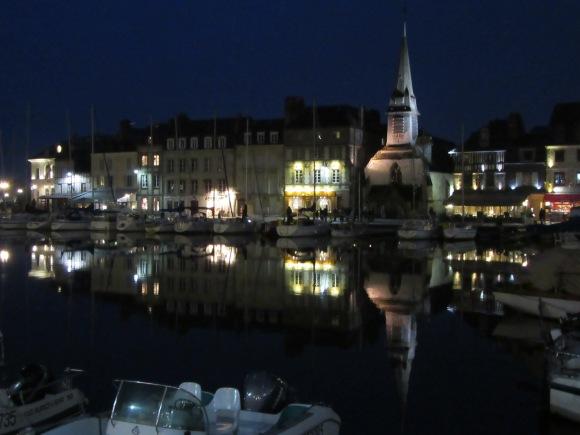 Le charme du port d'Honfleur