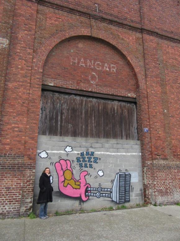 Choc ! Le célèbre street artist dont les oeuvres sont partout à la Réunion... est originaire du Havre !