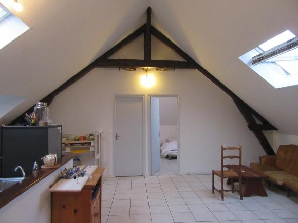 Un home sweet home sous les toits comme on aime !