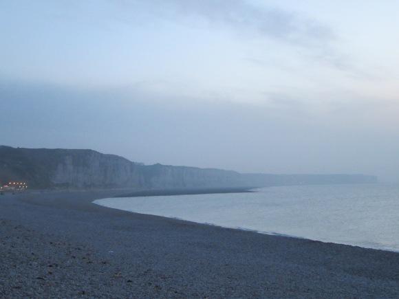 Les premières falaises du week-end, dans le loulou !